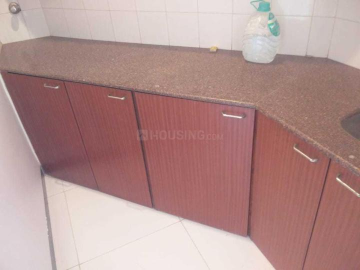 Kitchen Image of 340 Sq.ft 1 RK Apartment for rent in Goregaon East for 16000