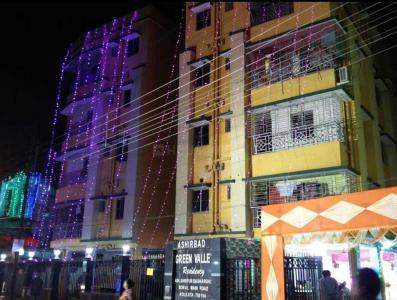 Gallery Cover Image of 1525 Sq.ft 3 BHK Apartment for rent in Boral for 12500