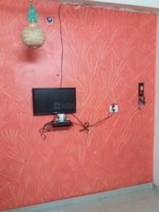 Gallery Cover Image of 550 Sq.ft 1 BHK Independent Floor for rent in Shahberi for 5300