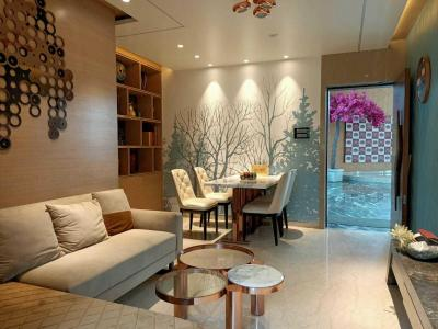 Gallery Cover Image of 785 Sq.ft 1 BHK Apartment for buy in Regency Anantam Phase III, Dombivli East for 4145000