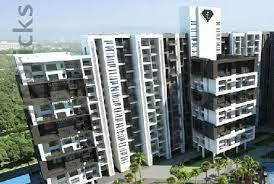 Gallery Cover Image of 700 Sq.ft 1 BHK Apartment for rent in Bramha Corp F Residences, Wadgaon Sheri for 25000
