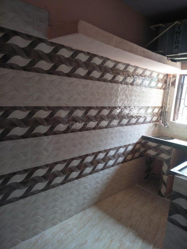 Kitchen Image of 600 Sq.ft 1 BHK Apartment for rent in Kalyan East for 13000