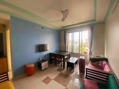 Gallery Cover Image of 600 Sq.ft 1 BHK Apartment for rent in Nivedita Garden, Kondhwa for 16500