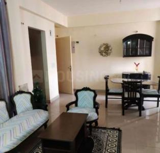 Gallery Cover Image of 1475 Sq.ft 3 BHK Apartment for rent in Ridge Residency, Sector 135 for 28000