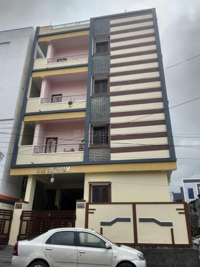 Building Image of 1100 Sq.ft 2 BHK Independent House for rent in Mansoorabad for 9000