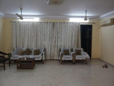 Gallery Cover Image of 2700 Sq.ft 4 BHK Apartment for rent in Seawoods for 135000