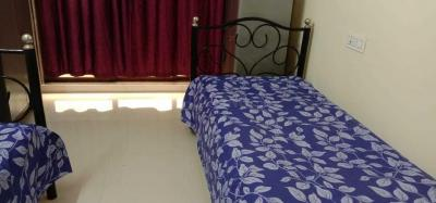 Bedroom Image of PG 4193051 Vashi in Vashi