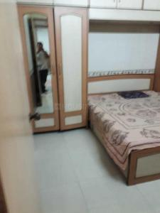 Gallery Cover Image of 658 Sq.ft 1 BHK Apartment for rent in Vashi for 24000