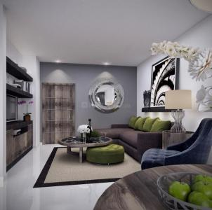 Gallery Cover Image of 661 Sq.ft 1 BHK Apartment for buy in Sobha Tropical Greens At Dream Acres, Balagere for 3710000