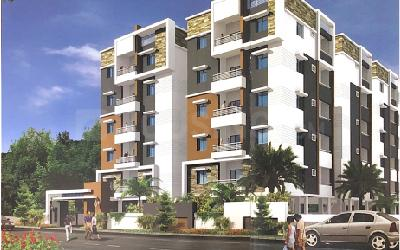 Gallery Cover Image of 1155 Sq.ft 3 BHK Apartment for buy in Supriya Empire, Quthbullapur for 4966500