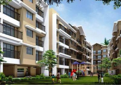 Gallery Cover Image of 550 Sq.ft 1 BHK Apartment for buy in Jite for 1697000