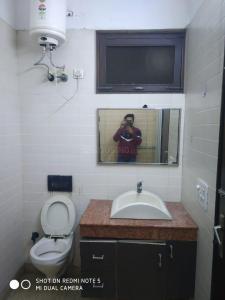 Bathroom Image of PG 5839370 Shakti Nagar in Shakti Nagar