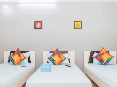 Bedroom Image of Zolo Flywheel in Madhapur