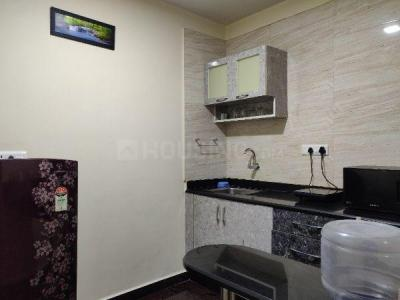 Gallery Cover Image of 550 Sq.ft 1 BHK Independent Floor for rent in Koramangala for 22000