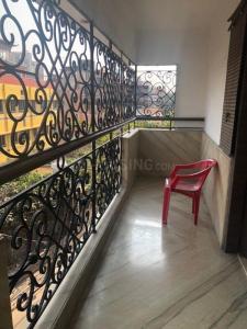 Balcony Image of Comfort PG in Ballygunge