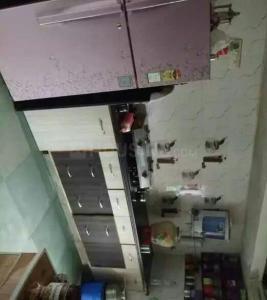 Kitchen Image of Girls PG in Nava Vadaj