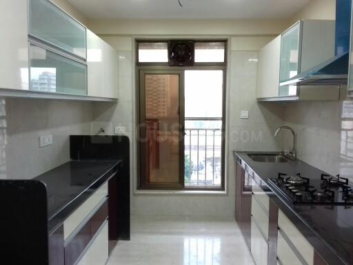 Kitchen Image of 1569 Sq.ft 3 BHK Apartment for rent in Ghatkopar West for 68000