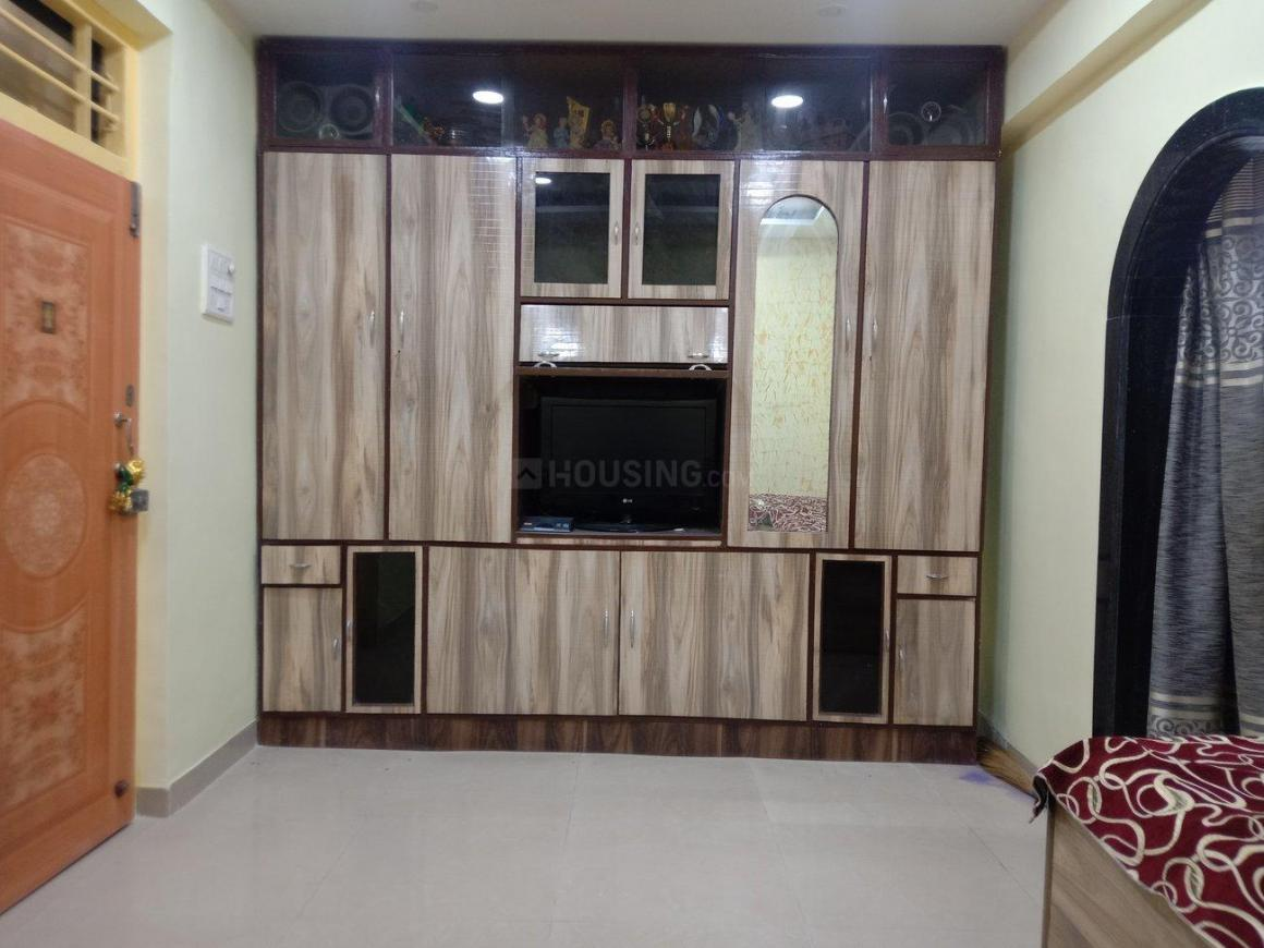 Bedroom Image of 300 Sq.ft 1 RK Apartment for rent in Sion for 23000