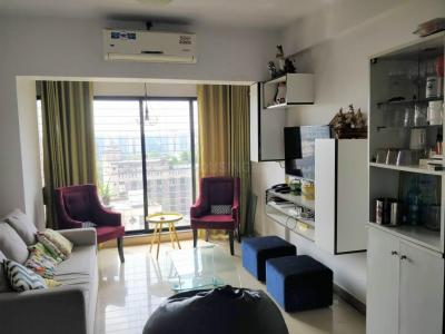 Gallery Cover Image of 600 Sq.ft 1 BHK Apartment for rent in Ecohomes Residency, Andheri East for 45000