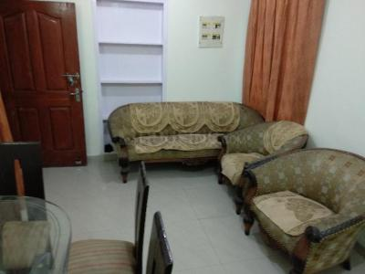 Gallery Cover Image of 640 Sq.ft 1 BHK Independent Floor for rent in DLF Phase 1 for 19000