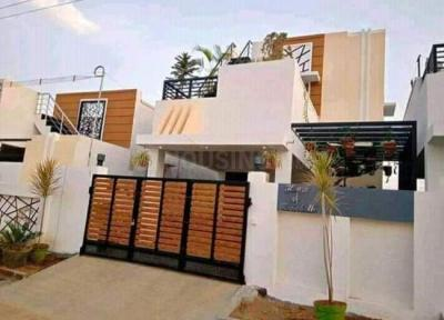Gallery Cover Image of 1000 Sq.ft 1 BHK Independent House for buy in Mathampalayam for 1100000
