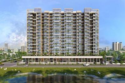 Gallery Cover Image of 1130 Sq.ft 2 BHK Apartment for buy in Kalamboli for 7500000