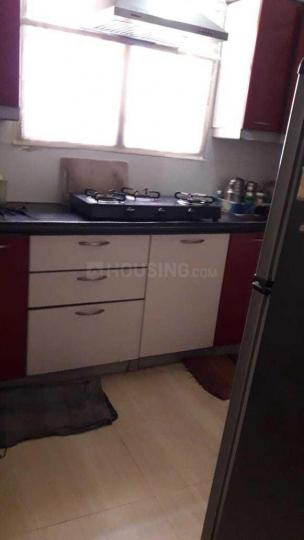 Kitchen Image of 1200 Sq.ft 2 BHK Independent House for rent in Perungalathur for 15000