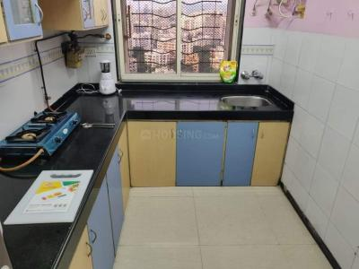 Kitchen Image of Aagrawal Trinity Towers in Malad West