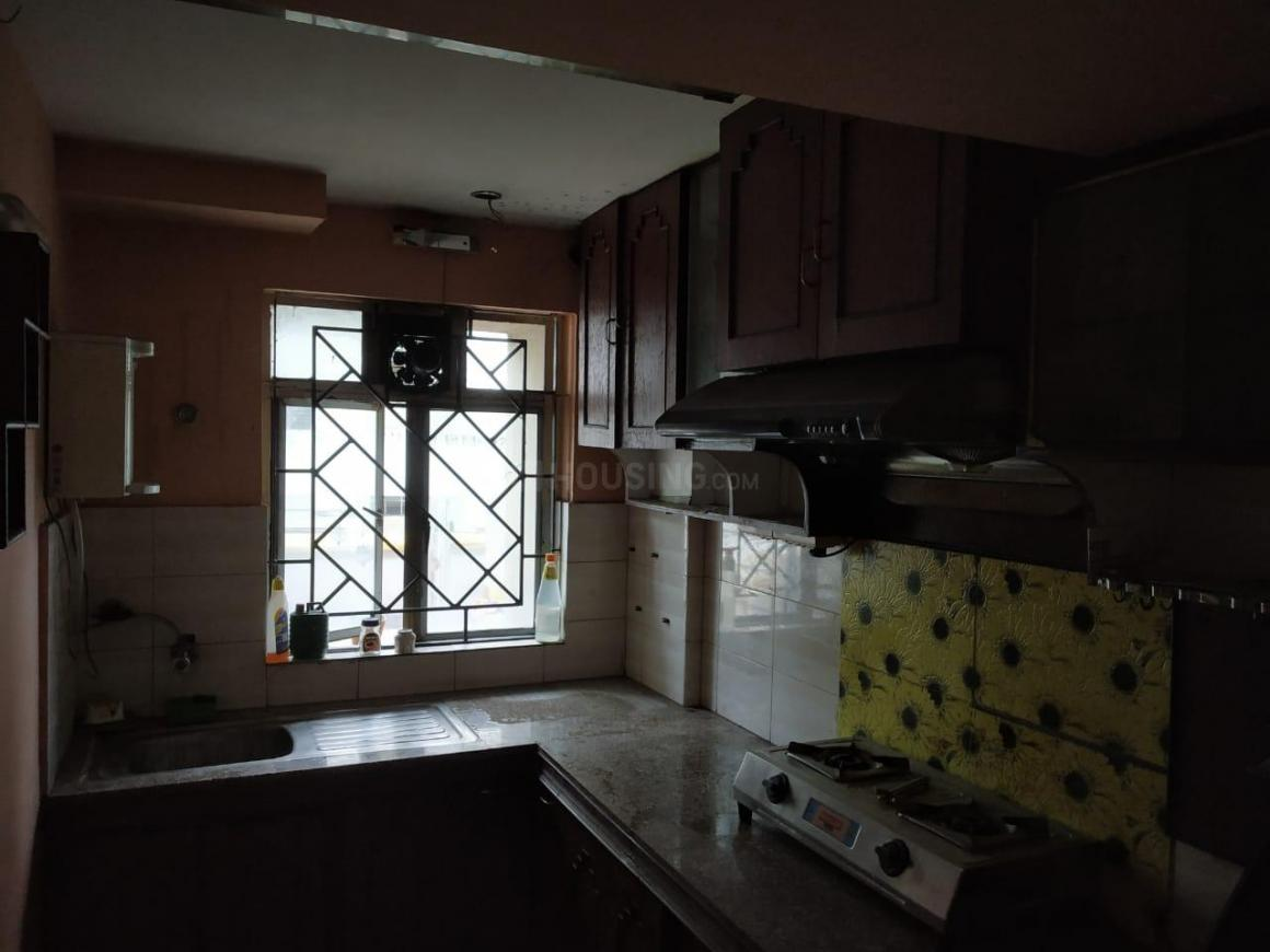 Kitchen Image of 922 Sq.ft 2 BHK Apartment for rent in South Dum Dum for 21000