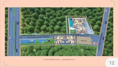 Gallery Cover Image of 720 Sq.ft 2 BHK Apartment for buy in Avant Heritage I, Jogeshwari East for 15300000