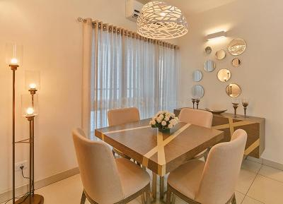 Gallery Cover Image of 599 Sq.ft 1 BHK Apartment for buy in Prestige Courtyards, Sholinganallur for 3125450