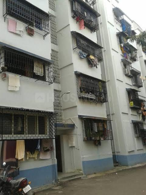 Building Image of 350 Sq.ft 1 RK Apartment for rent in Mulund West for 15000