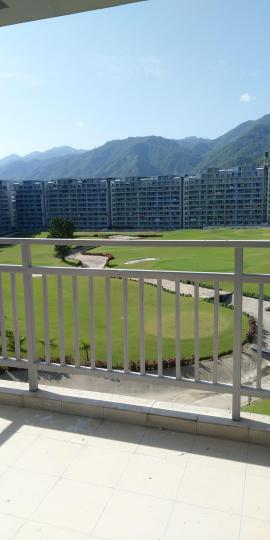 Balcony Image of 3500 Sq.ft 4 BHK Apartment for buy in Pacific Golf Estate, Kulhan for 16500000