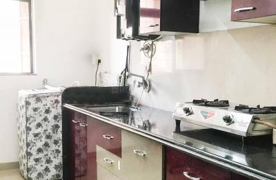 Kitchen Image of Puranik City in Kasarvadavali, Thane West