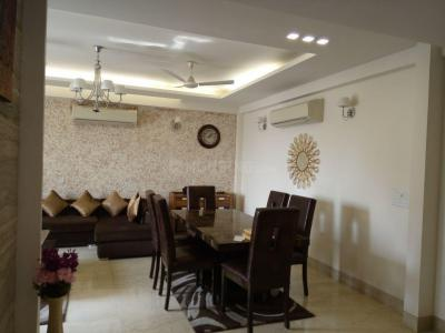 Gallery Cover Image of 2430 Sq.ft 4 BHK Independent Floor for buy in Safdarjung Enclave for 52000000