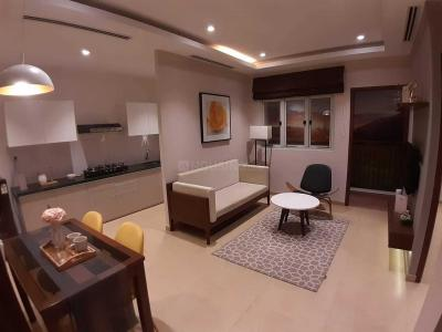 Gallery Cover Image of 600 Sq.ft 1 BHK Apartment for buy in Mahindra Happinest Boisar Phase IV, Boisar for 1300000