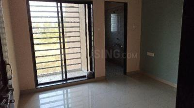 Gallery Cover Image of 600 Sq.ft 1 BHK Apartment for rent in Sanghvi Nisarg, Valvan for 7500