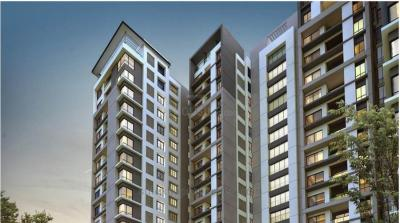 Gallery Cover Image of 1285 Sq.ft 2 BHK Apartment for buy in Kollur for 3392400