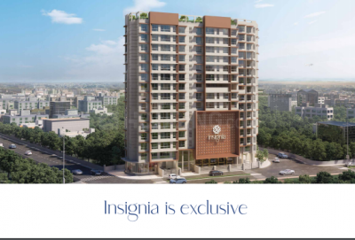 Gallery Cover Image of 952 Sq.ft 2 BHK Apartment for buy in Darvesh Insignia Landmark, Vile Parle East for 30000000