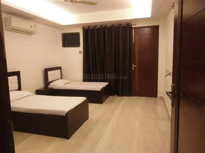 Bedroom Image of Gopal PG in Chhattarpur