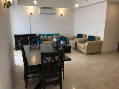 Gallery Cover Image of 1818 Sq.ft 3 BHK Apartment for rent in Sector 82A for 45000