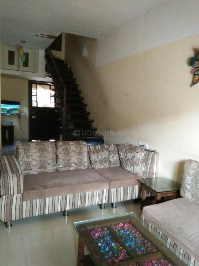 Living Room Image of 1958 Sq.ft 3 BHK Independent House for rent in Mohammed Wadi for 30000