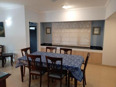 Gallery Cover Image of 2000 Sq.ft 3 BHK Apartment for rent in Panchshil Satellite Towers, Mundhwa for 70000