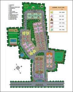 Gallery Cover Image of 1145 Sq.ft 2 BHK Apartment for buy in Rajnagar Residency, Raj Nagar Extension for 4351000