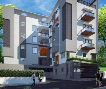 Gallery Cover Image of 1180 Sq.ft 2 BHK Apartment for buy in 5th Phase for 6000000