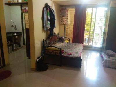 Gallery Cover Image of 420 Sq.ft 1 RK Apartment for buy in Trimurti Arcade, Karanjade for 2600000