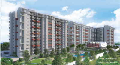Gallery Cover Image of 1599 Sq.ft 3 BHK Apartment for buy in Whitefield for 11147371