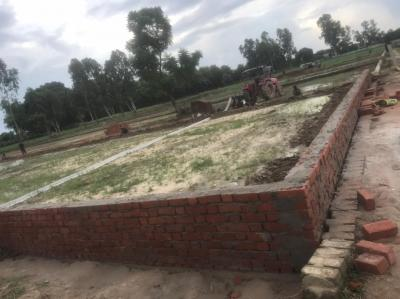 1000 Sq.ft Residential Plot for Sale in Ganeshpur Rahmanpur, Lucknow