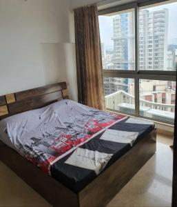 Gallery Cover Image of 700 Sq.ft 1 BHK Apartment for rent in Hiranandani Zen Atlantis, Powai for 43000