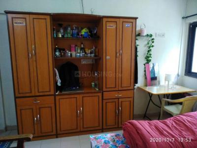 Bedroom Image of 1rk Fully Furnished Flat in Andheri East